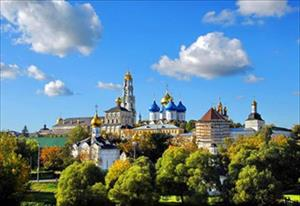 Sergiev Posad (Сергиев Посад): Mảnh đất quê hương của vị Chân Phước Sergyi Radonezhsky (Сергей Радонежский)